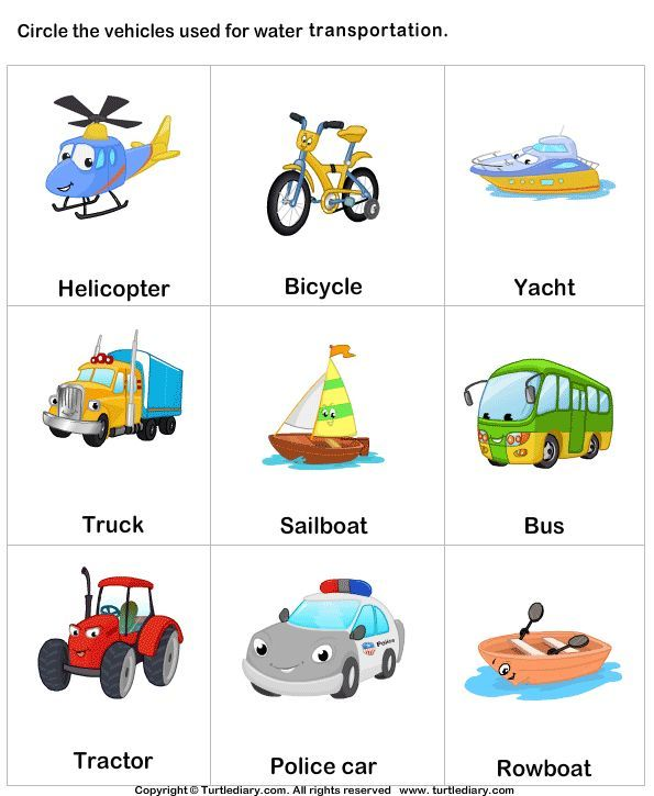 Transportation clipart name. Air transport with names