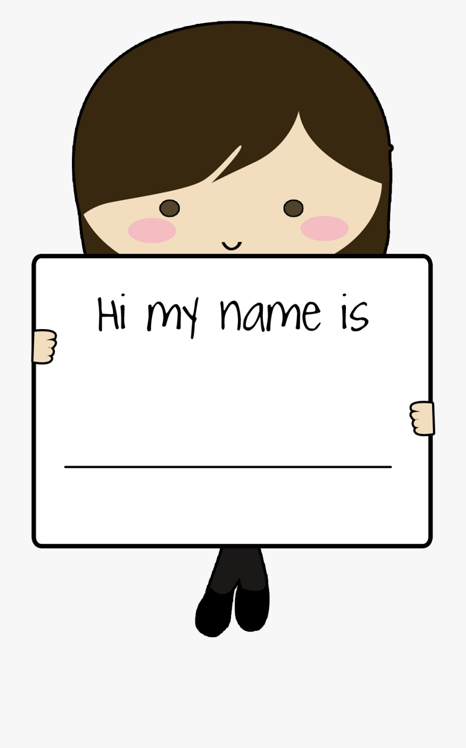 Name clipart cartoon. Downloadable birthday tags for