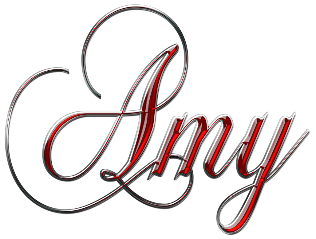 Name clipart wallpaper. Amy png by princessdawn