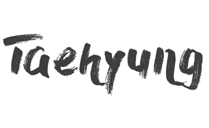 Taehyung bts kpop words. Name clipart word