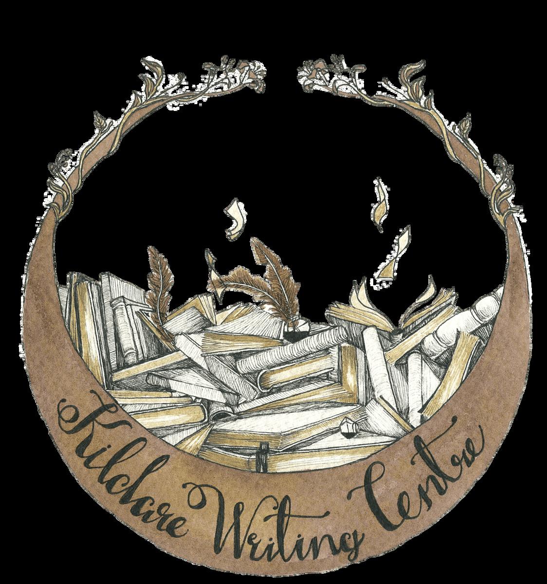 Kildare centre pauline clooney. Writer clipart writing center
