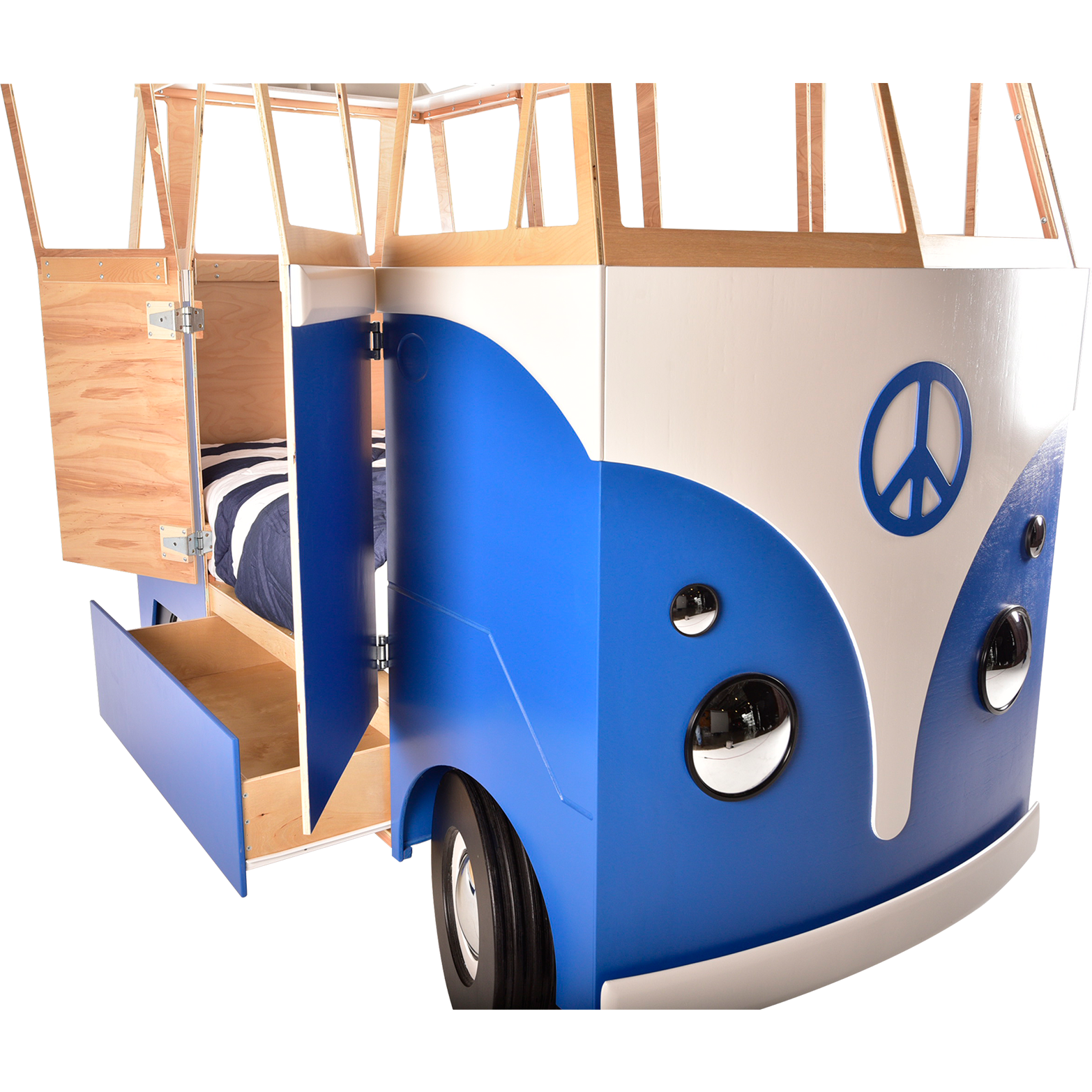 Nap clipart childrens bed. The leon bus by