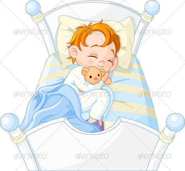 Nap clipart cute. Little boy sleeping baby