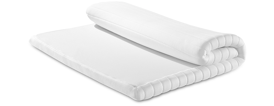 Mattress toppers memory foam. Nap clipart soft bed