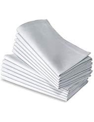 Napkin clipart. Amazon com white cloth