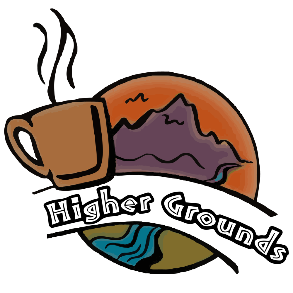 Higher grounds blues brews. Napkin clipart hand wipes