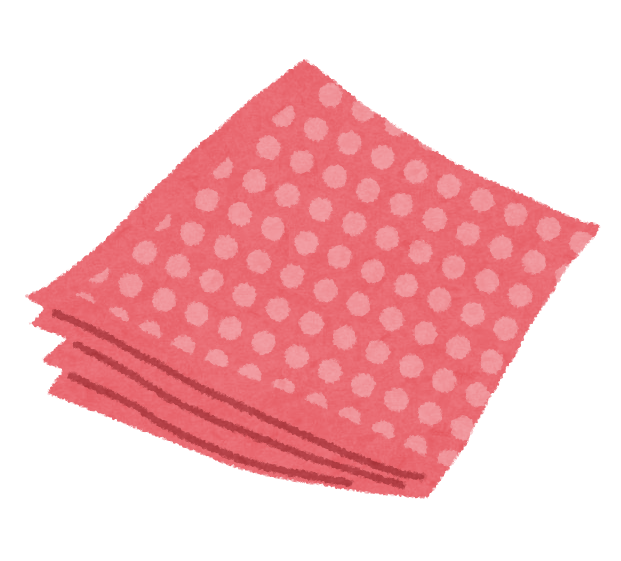 Png transparent images all. Napkin clipart handkerchief