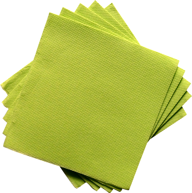 Free photo green restaurant. Napkin clipart table napkin