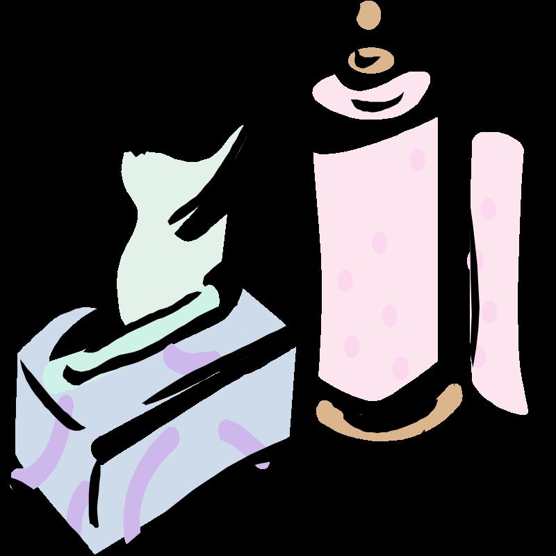 Kleenex Clipart