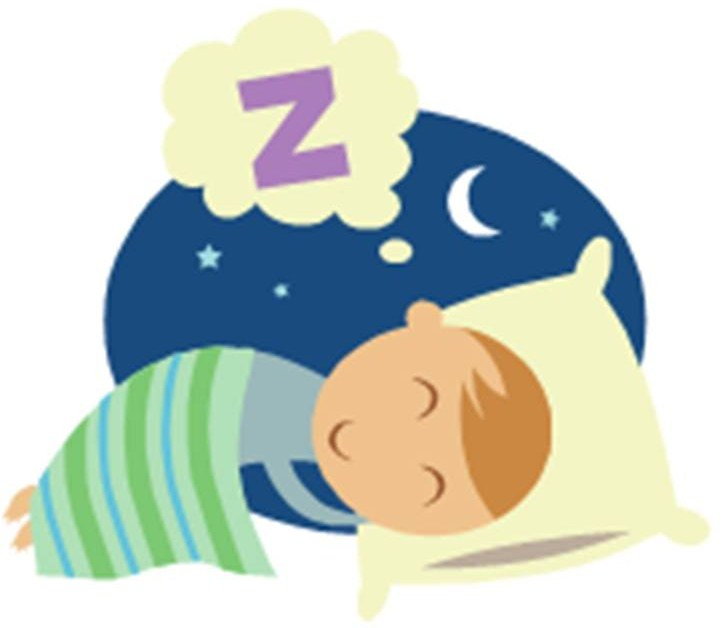 Naptime clipart. Free cliparts nap time