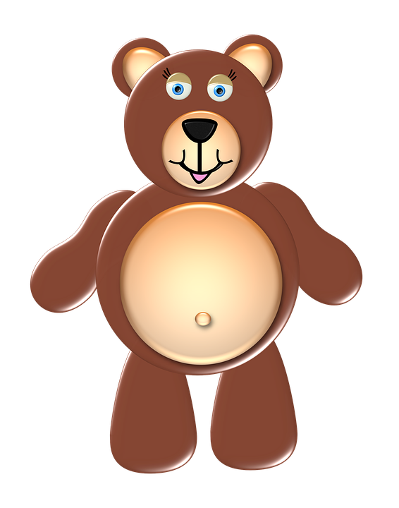 Naptime clipart beruang. Bear graphics illustrations free