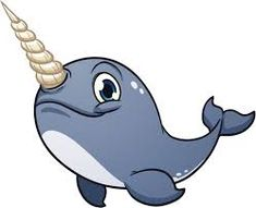 X i fucking love. Narwhal clipart