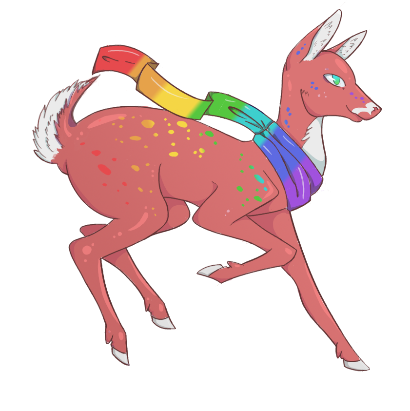 Narwhal clipart animal tumblr. Asexual animals