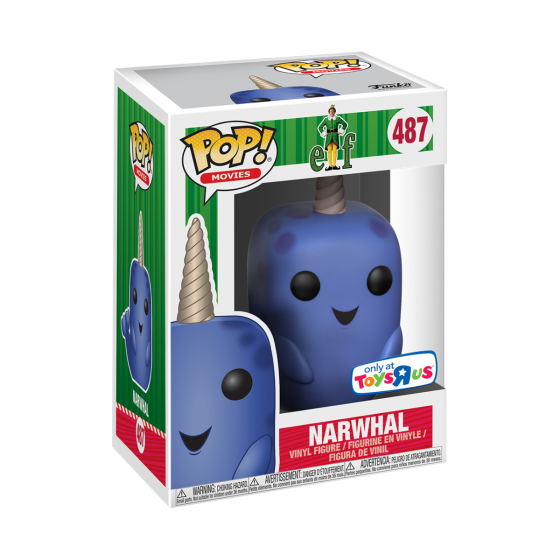 Pop movies funko shop. Narwhal clipart buddy the elf