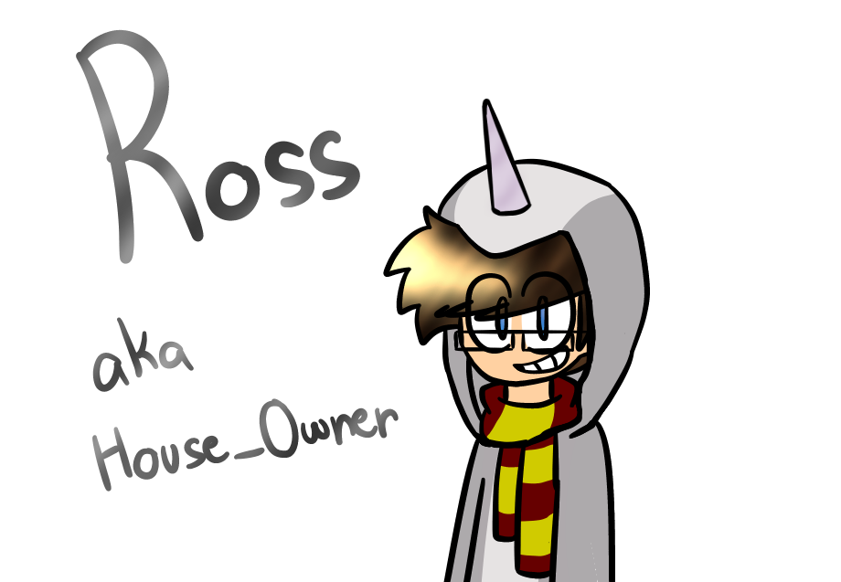 Chan youtubers by puppyrelp. Narwhal clipart house owner ross