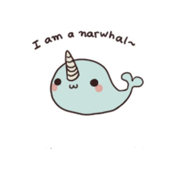 Narwhal clipart oblyvian.  best ideas about