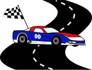 Nascar free download clip. Race clipart auto racing