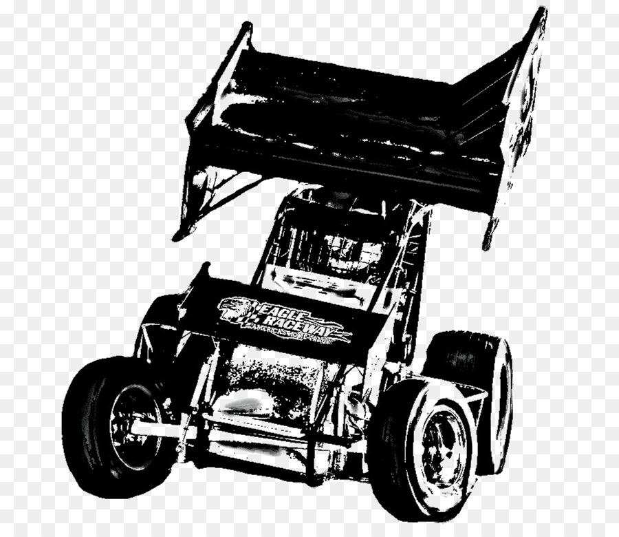 Nascar clipart. Sprint car racing monster