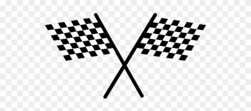 Checkered clip art png. Nascar clipart crossed flag