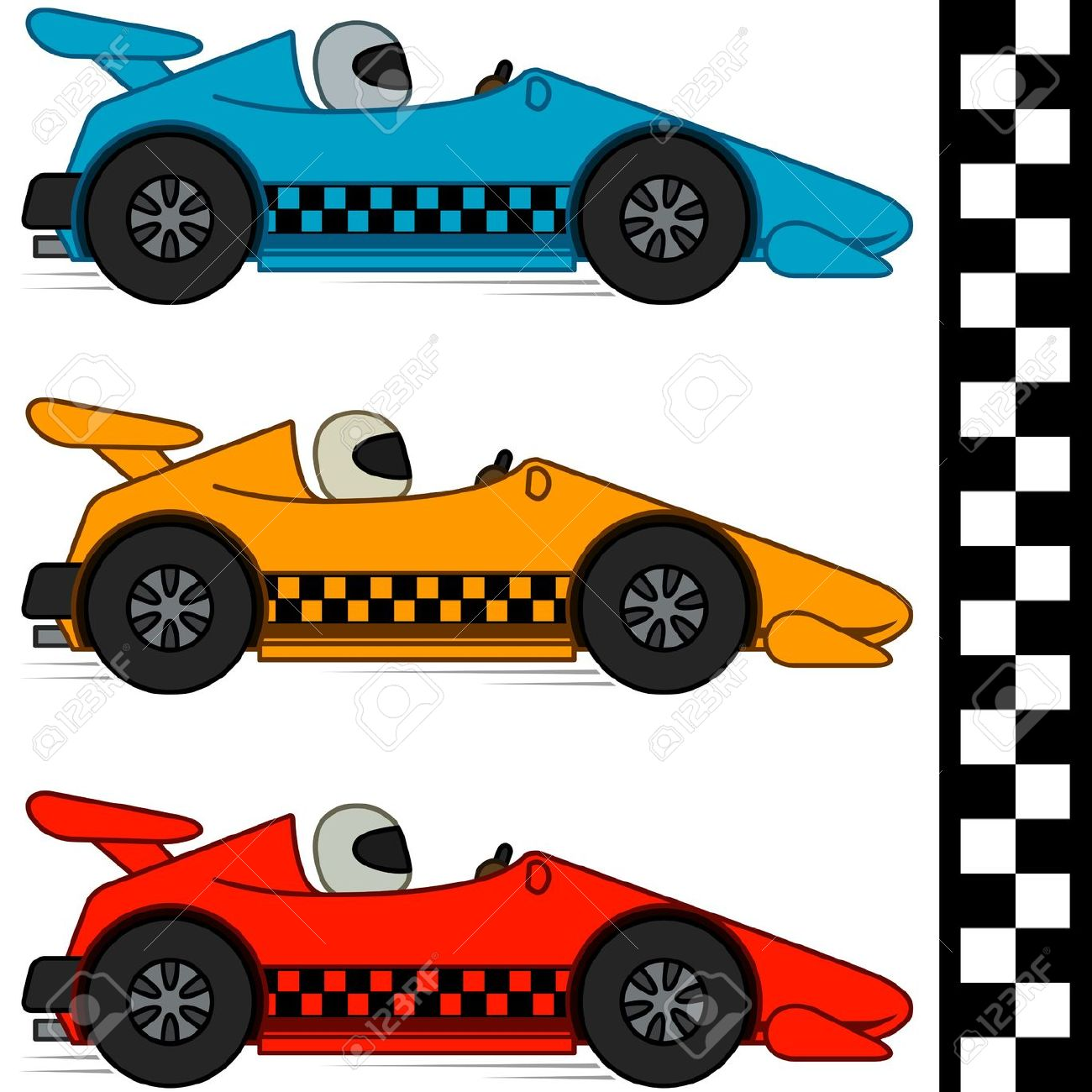 Race clipart auto racing. Nascar free download best