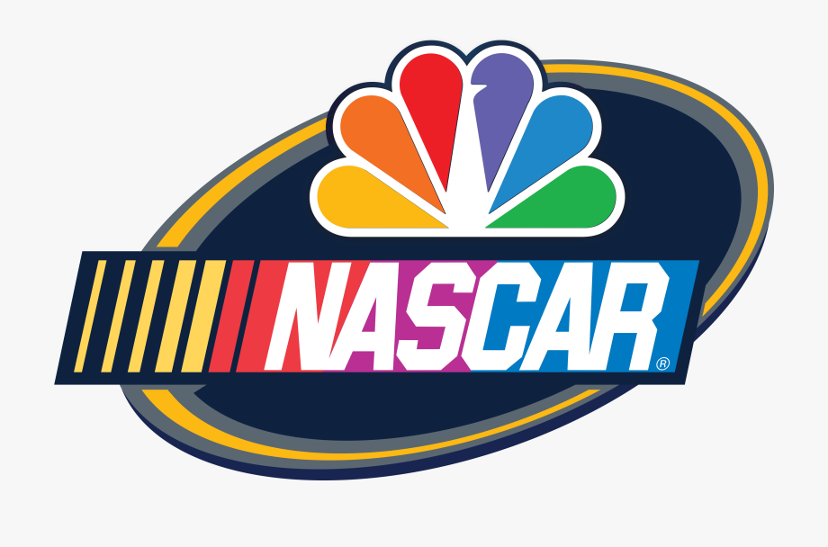 Nascar clipart emblem. Nbc sports group ramps