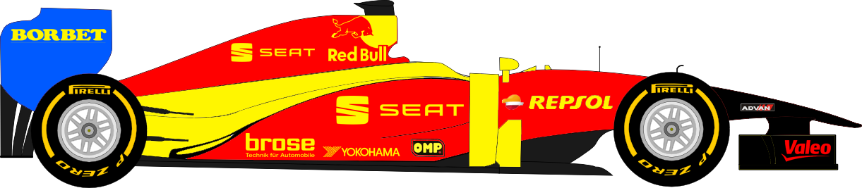 Grand prix rejects view. Nascar clipart f1 car
