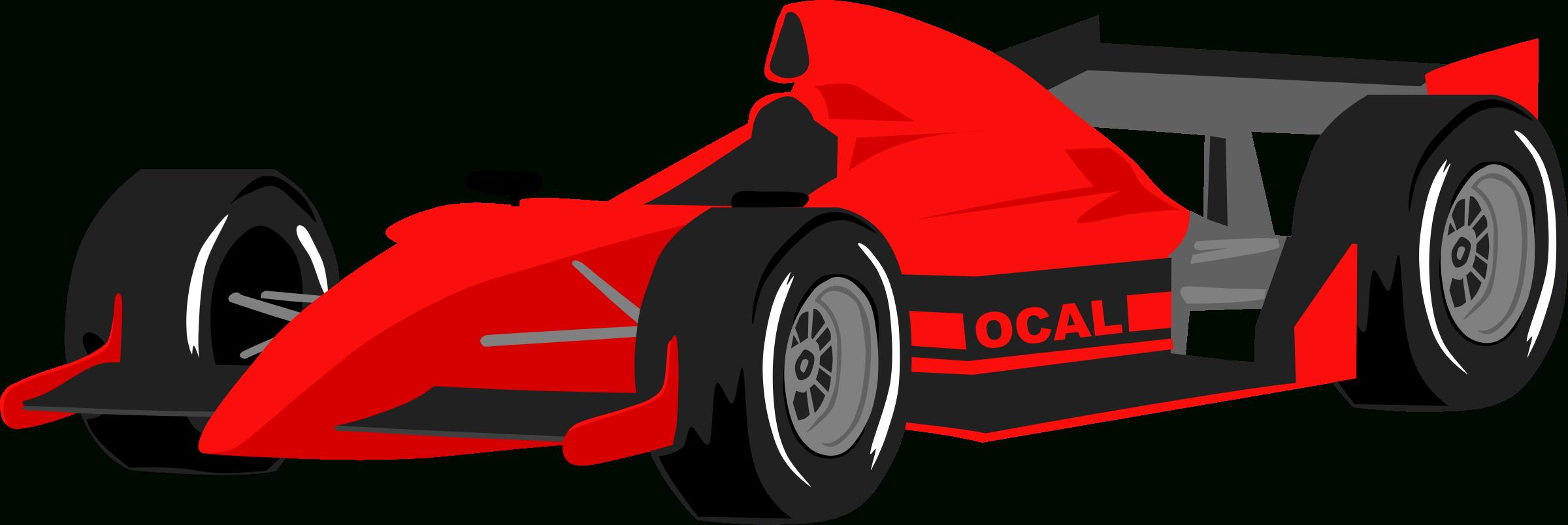 Trend animated race cars. Nascar clipart f1 car