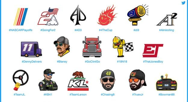 Nascar clipart fast furious. Emojisport hashtags in the