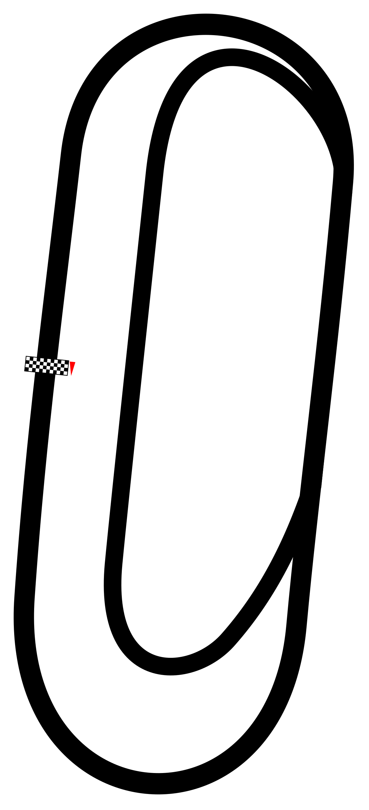 Nascar clipart grandstands. Thompson speedway motorsports park