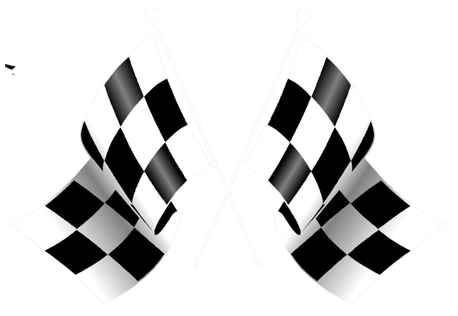 Racing flag png transparent. Race clipart motorsport
