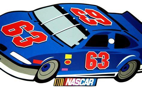 Clip art black and. Nascar clipart racing nascar