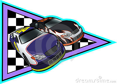 Clip art and picture. Nascar clipart