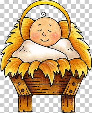 Png images free download. Nativity clipart baby jesus manger