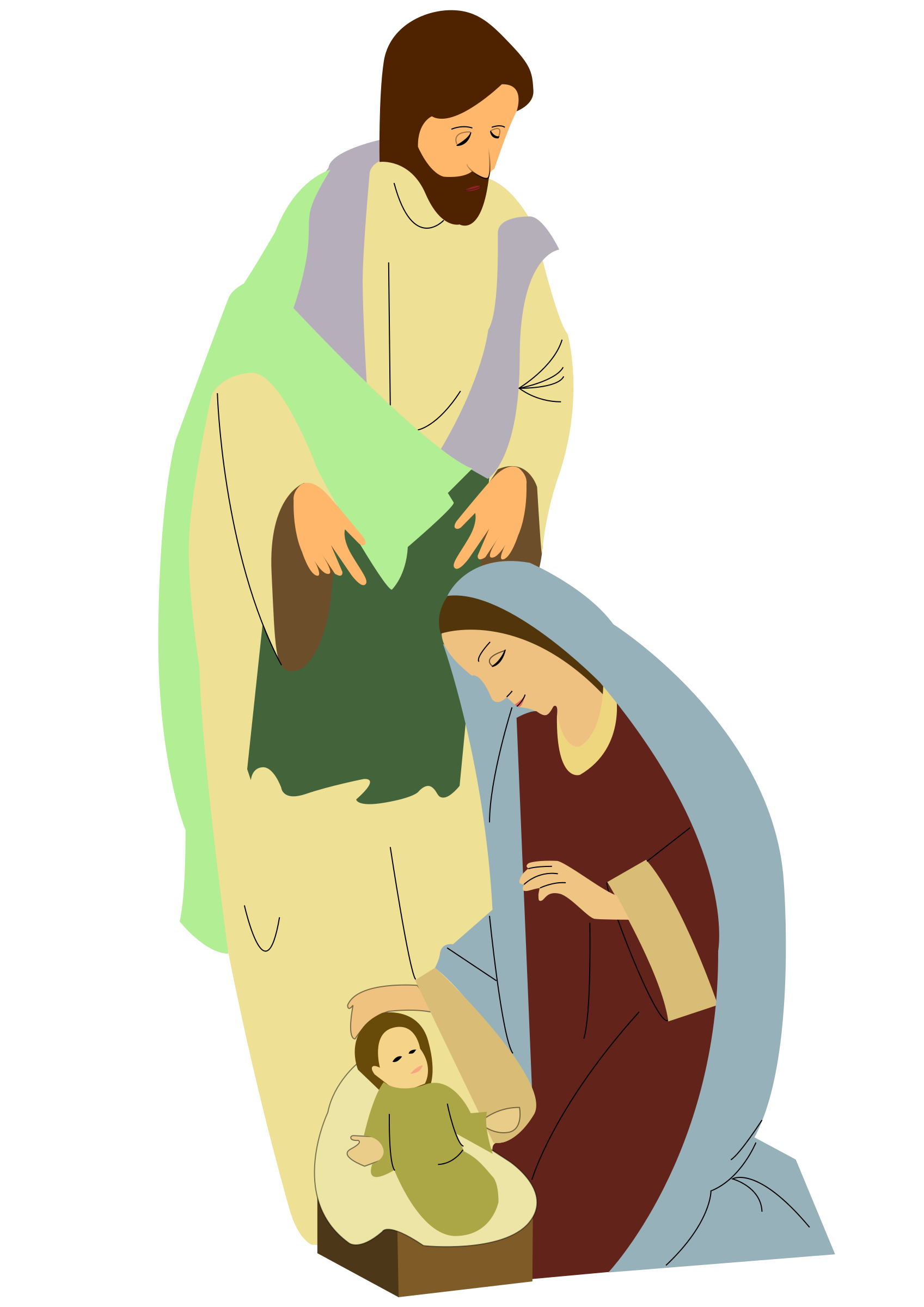 Big image png. Nativity clipart background