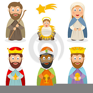 Characters free images at. Nativity clipart character