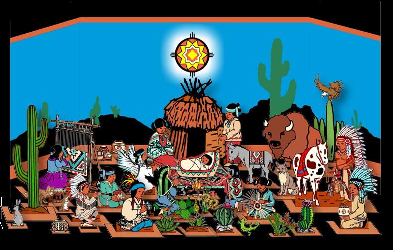 Nativity clipart children's. A southwest for children