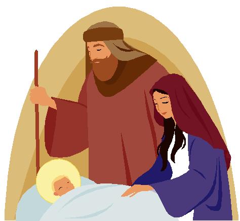 Nativity clipart december. Home for christmas observer