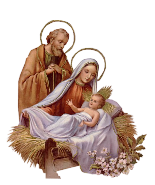 Photo from album on. Nativity clipart holy family