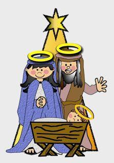 Faith filled freebies free. Nativity clipart holy family