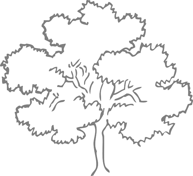 Tree clipart rice. Free image on pixabay