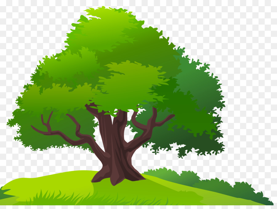 Nature clipart tree. Branch silhouette leaf