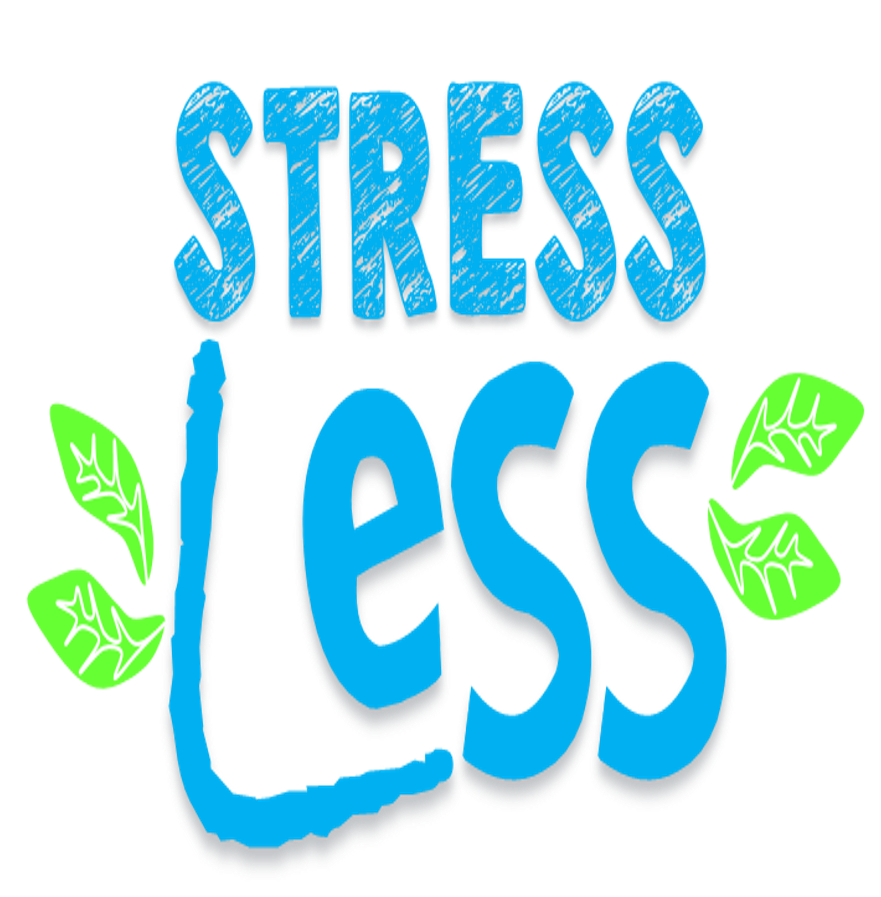 Less creationz. Stress clipart stress word