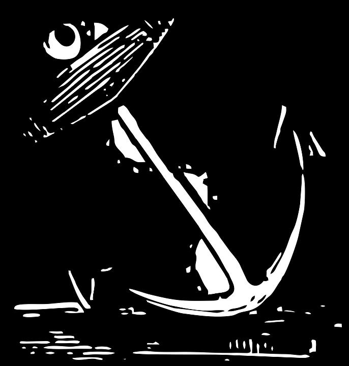 Navy clipart navy blue anchor. Free photo nautical tattoo
