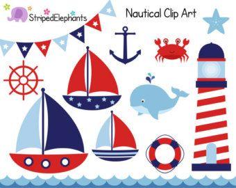 Nautical clipart nautical item. Clip art digital anchor