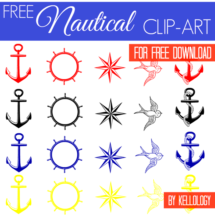 Nautical clipart navigation. Free download go with