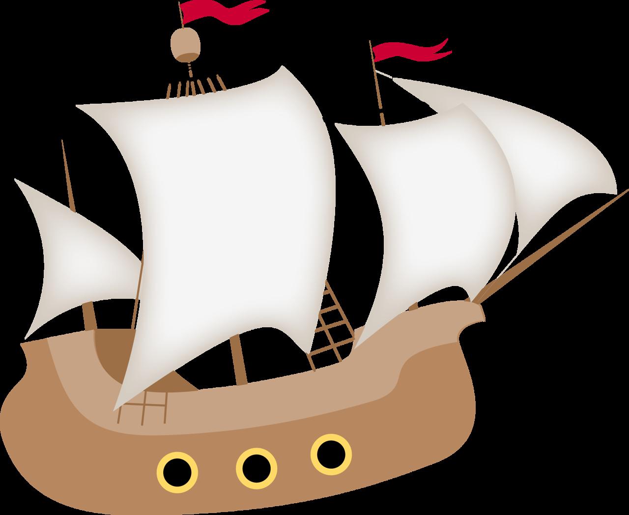 Kmill ship png clip. Scrapbook clipart nautical
