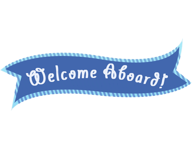 Free cliparts download clip. Nautical clipart welcome aboard