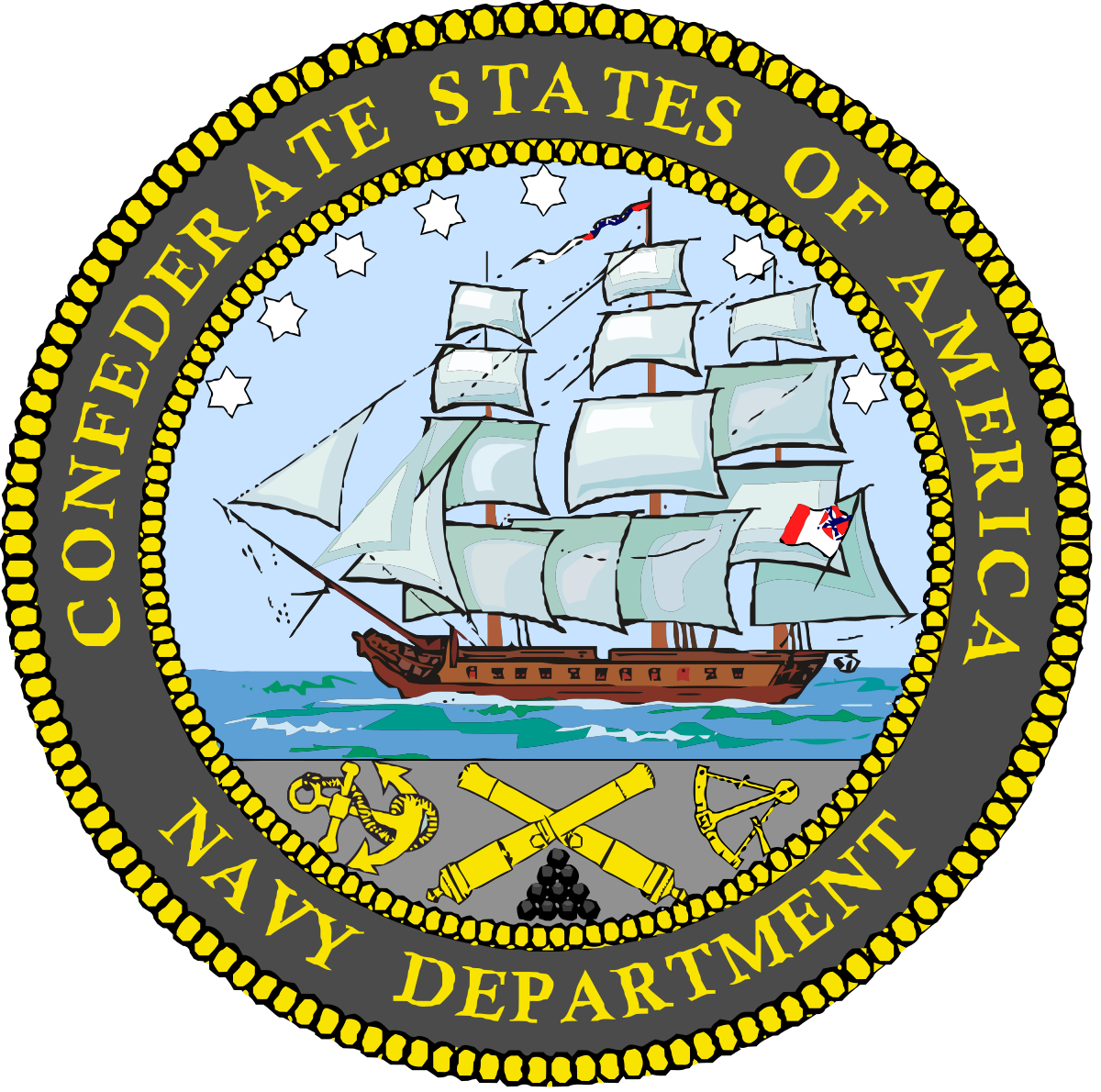 Confederate states navy wikipedia. Submarine clipart army boat