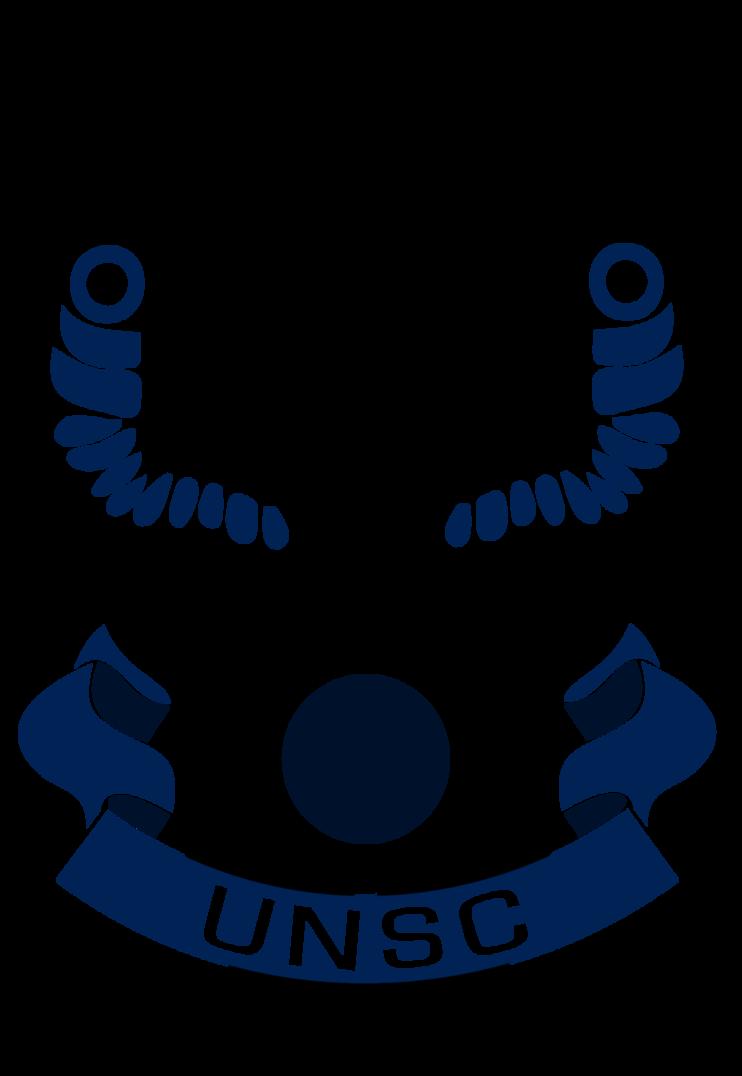 Navy clipart crest. Unsc by splinteredmatt on