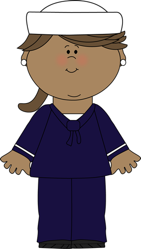 Navy clipart girl navy. Sailor printables for kids